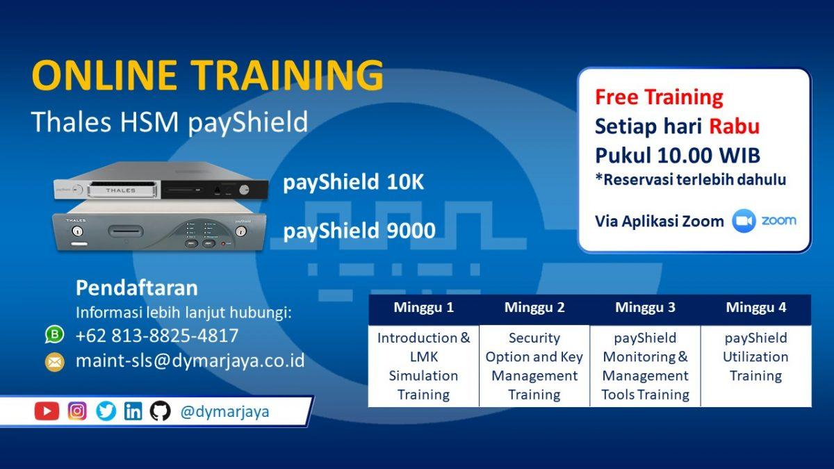 online training Dymar hsm payshield